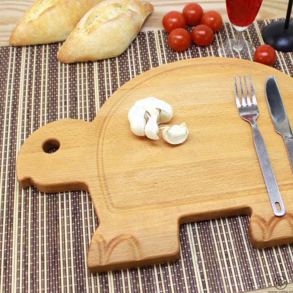 Kuchyňské prkénko Želva