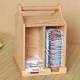 Dřevěná krabička na čaj Aida